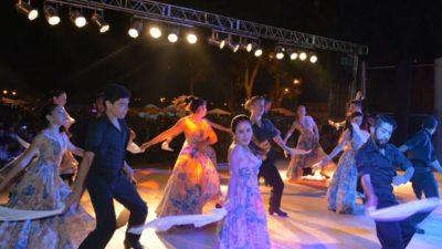 Berisso / comenzó la 13° Fiesta de los Provincianos
