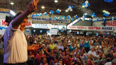 """La Plata / El massismo festeja el Día de la militancia en """"La Peña Militante"""""""