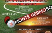Más de 400 jugadores participarán del VI Encuentro Nacional de Hockey en Monte Hermoso