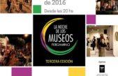 """Llega la tercera edición de la """"Noche de los Museos"""" a Pergamino"""