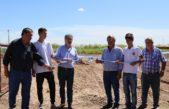 Pergamino / La Violeta ya tiene su planta de compostaje de residuos orgánicos