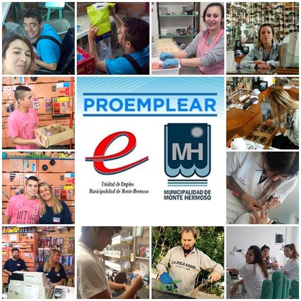 M. Hermoso / Impulsa el trabajo y conecta a 30 jóvenes con empresas locales para iniciarse laboralmente