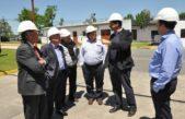 Inauguran un nuevo laboratorio en una planta de agroinsumos de La Plata