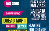 La Plata / En el islas malvinas se realiza el Festival Internacional de Innovación Social