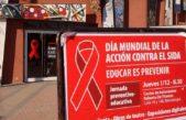 Berazategui/ Jornadas por el Día Mundial de la acción contra el SIDA, prometen nuevas vías de comunicación para su prevención