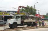 Tigre/Avanzan las obras que brindan más iluminación y seguridad en accesos
