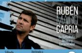 """La Zurda """"mágica"""" de Rubén Capria llega a Ayacucho para hablar del deporte, la educación y la familia"""