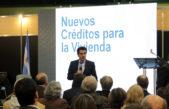 Melconian informó que el Banco Nación apunta con créditos hasta de 100 millones  de dólares a energías renovables