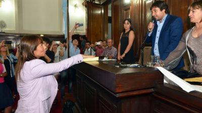 La Plata / Florencia Barcia es la nueva Ombusman de la ciudad