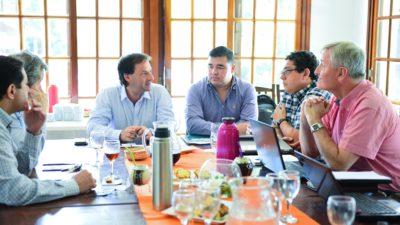 Escobar / El municipio, provincia y Edenor buscan mejorar el sistema energético del partido
