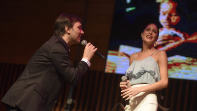 ODINO junto a TINI y Los Nocheros hicieron un show único en el CCK
