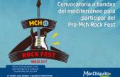 Convocan a las bandas del mediterráneo bonaerense a participar del #PreMchRockFest