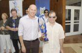 Malvinas Argentinas/ Un malvinense ganó el Torneo Nacional de Ajedrez para ciegos y disminuidos visuales