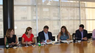 Tigre / El municipio firmó un acuerdo de promoción turítica con el Colegio de Abogados de Buenos Aires