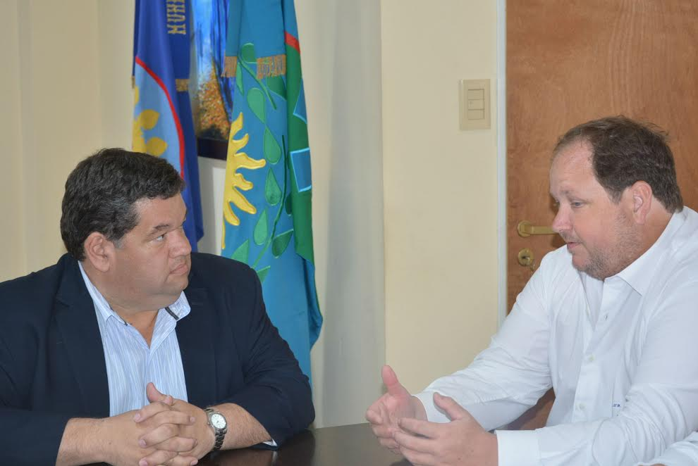 Berisso / Provincia y el Municipio buscan reactivar el Polígono Industrial