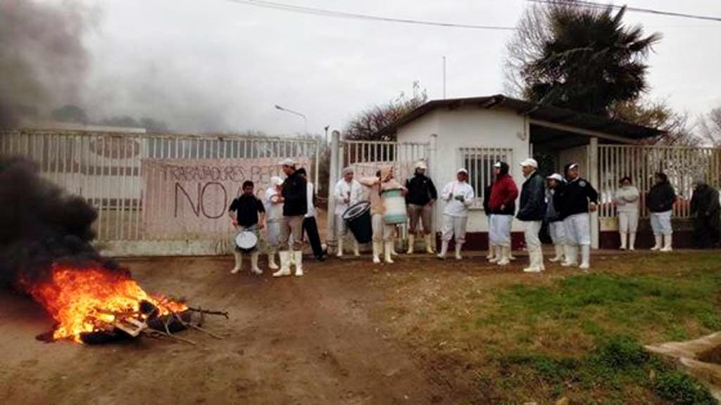 Colón / Avanza el armado de la Cooperativa de Trabajo en el peladero ex Bertone