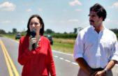 Vidal inauguró la Ruta del Cereal entre Pehuajó y Daireaux