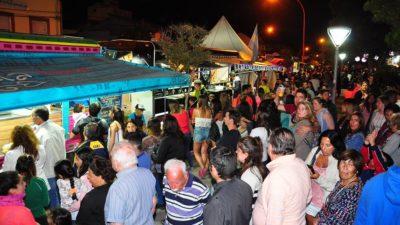 Miles de personas disfrutaron de las Fiesta de la Cerveza en Monte Hermoso