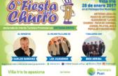 Villa Iris se prepara para la 6º Fiesta del Churro