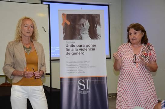 El municipio de San Isidro brinda charlas sobre violencia de género a su personal