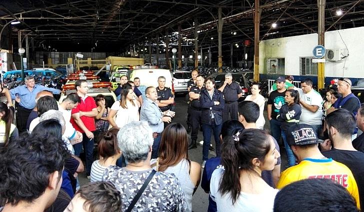 La Plata/ Por las agresiones a inspectores municipales los operativos serán junto a la policia