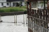 Tigre/ Punta Querandí: Los countries del Complejo Villa Nueva se adueñan de un brazo del río Luján
