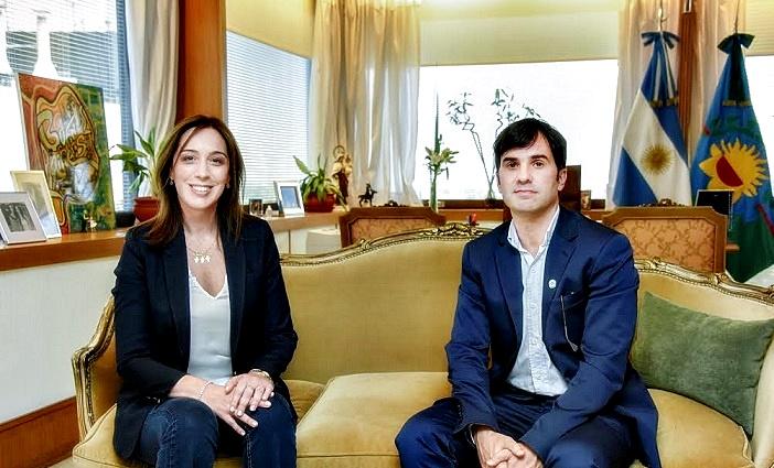 Vidal suma un intendente del FpV a su gabinete: Echarren de Castelli asumirá en Vivienda