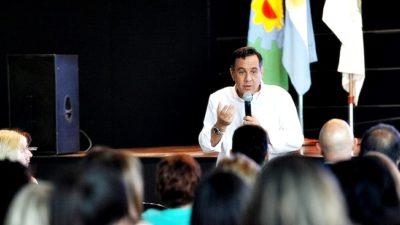 """""""El dinero es importante pero no es todo"""", dijo el ministro de Educación bonaerense"""