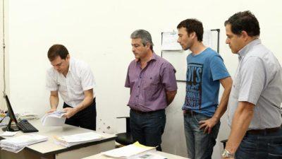 Pergamino / la municipalidad avanza en importantes obras para la ciudad