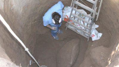 Rojas / Encontraron un Gliptodonte en la fábrica Almar