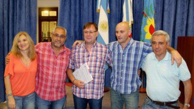 Alberti / Declararon ciudadano Huésped de Honor al sindicalista y diputado nacional, Oscar Romero