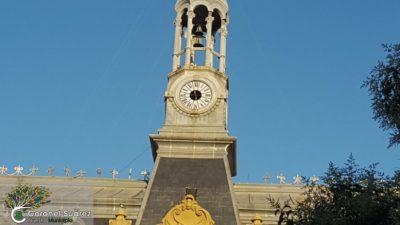 Coronel Suárez / Después de 40 años volverá a funcionar el histórico reloj del palacio municipal