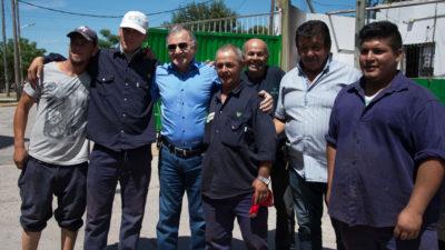 F. Varela/ El municipio diseñó una nueva estrategia para fortalecer los servicios públicos