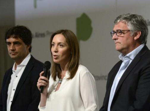 Vidal cerró las paritarias con los estatales hasta el 2018