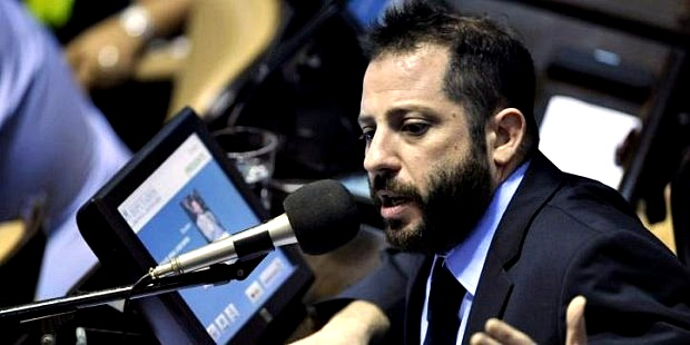 "Ottavis: ""Cada bonaerense debe 10 mil pesos gracias al endeudamiento de Vidal"""