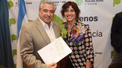 Villegas sumará una ambulancia 4 x 4 para las localidades rurales