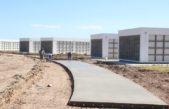 Ensenada / Secco avanza con la construccón de un moderno cementerio municipal