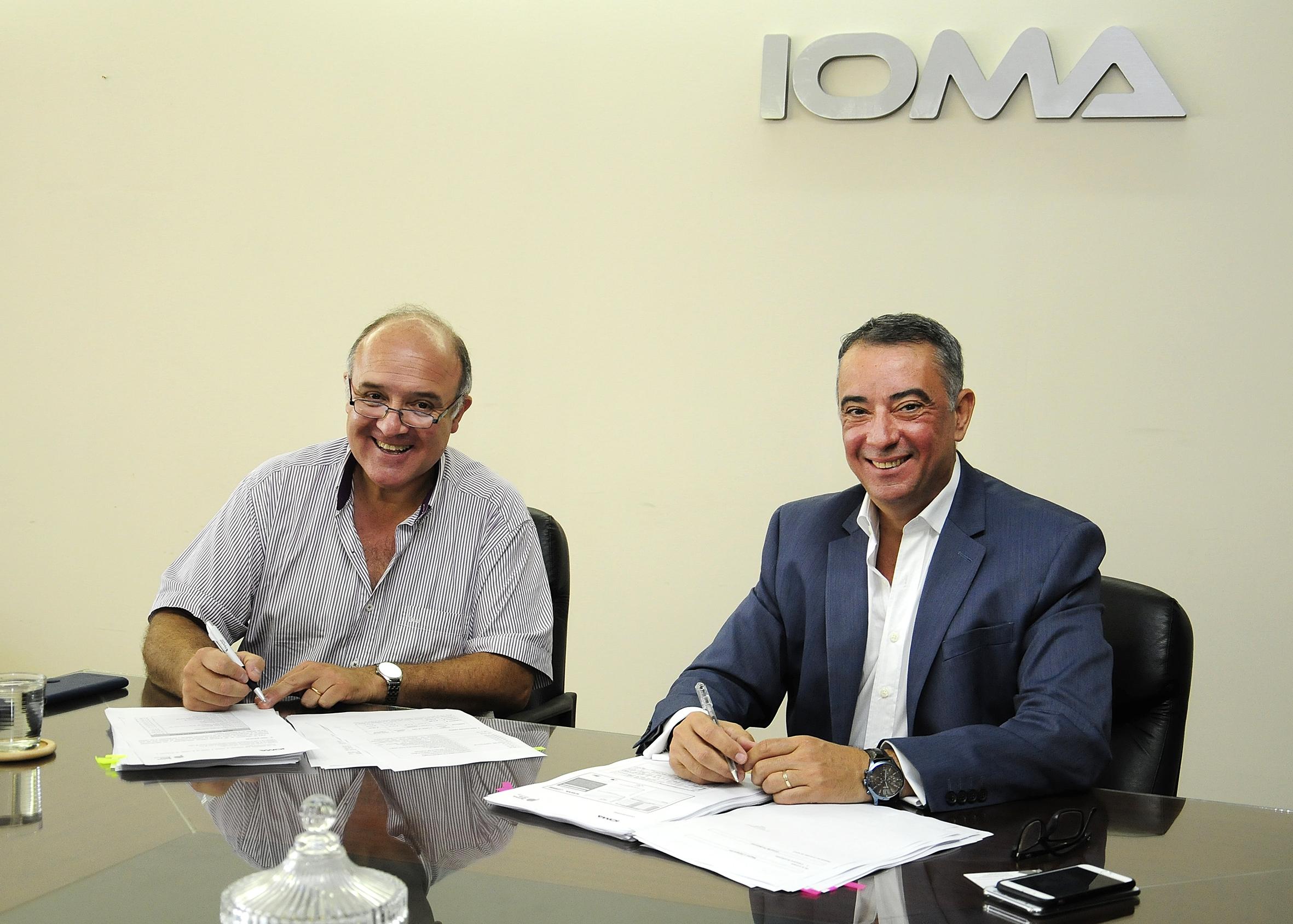 IOMA firmó convenio con médicos de Mar del Plata, Balcarce y Trenque Lauquen