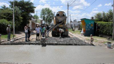 Tandil / Lanzan plan para pavimentar y repavimentar 33 cuadras del distrito