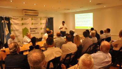 Agroindustria / Pusieron en marcha el Plan de Bioeconomía y realizaron acuerdos por inversiones en energías renovables
