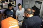 """Incendios: El FR propone ayuda para la zona ante """"pésima gestión en el tema"""""""