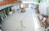 Escobar / Continúan obras para mejorar escuelas primarias y secundarias del distrito