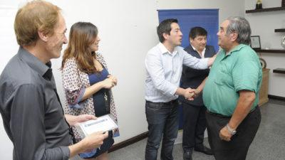 """M. Argentinas / Nardini: """"El aporte de la actividad comercial se replica en obras y servicios"""""""