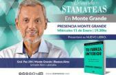 Bernardo Stamateas presentará nuevo libro en Monte Grande