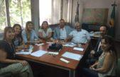 Reunión de trabajo entre la Defensoría y Anses