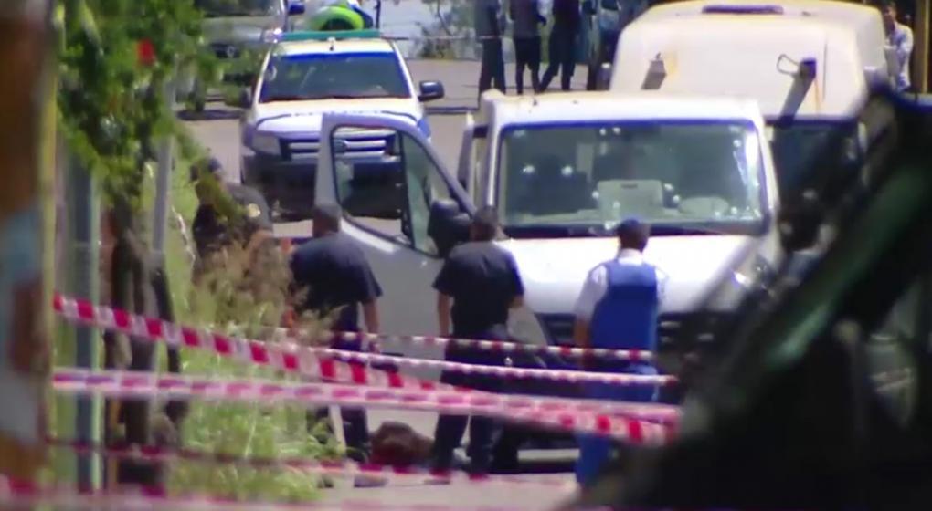 F. Varela / Pereyra pone el municipio a disposición de la justicia para dar con los responsables del asesinato de Venturini
