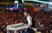 Axel cantará gratis en Miramar