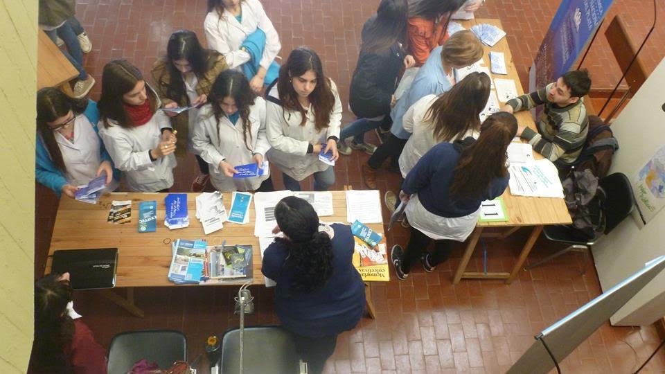 En Ayacucho, 9 de cada 10 jóvenes quieren seguir estudiando al salir del secundario