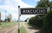 Ayacucho avanza a paso firme con la recuperación del Tren Turístico a Tandil