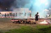 """Con los asadores listos, Acevedo se prepara para una nueva """"Fiesta de la Estaca"""""""